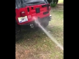 Невозможно помыть нормально машину