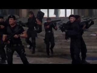 Фильм «Неудержимые 3» 2014 год (авторский трейлер)