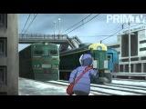 Владивосток в японском аниме-сериале / Vladivostok in japanese anime