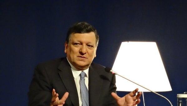 Баррозу: ЕС не готов предложить Украине перспективу членства в союзе