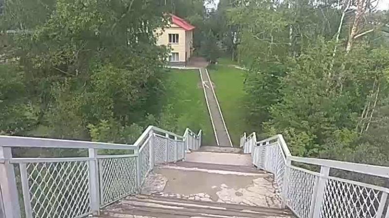 прогулки по привокзальной