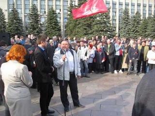 Народный депутат Косенко в Горловке часть 2
