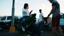 Nissan DRIFT vs Bike DRIFT Stuntriders Odessa МотоОдесса Дрифт битва между машиной и мотоциклом