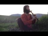 Ветер в травах поёт. Флейта Пимак.