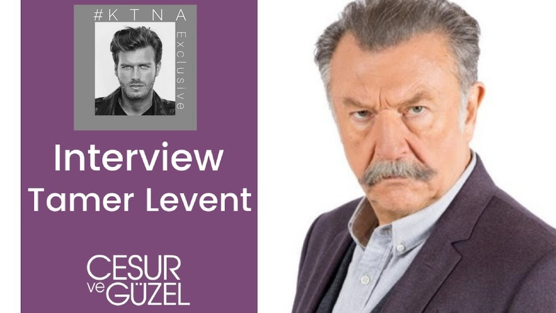 Cesur ve Guzel ❖ Interview ❖ Tamer Levent ❖ Tahsin Korludag ❖ KTNA Exclusive! ❖ English ❖