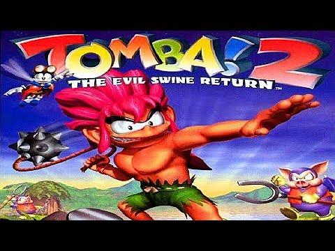 Почему Tomba 2?