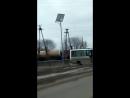 Фонарь машет поезду