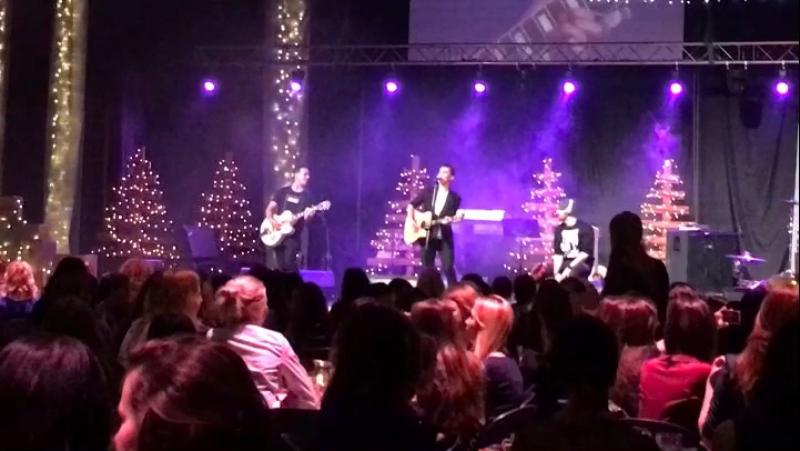 SGrace - Наступает Рождество (live in Brest 2016) sgrace рождество2016 новыйгод2017