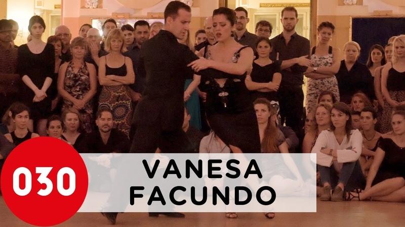 Vanesa Villalba and Facundo Pinero – Gallo ciego, Bratislava 2018 – VanesayFacundo