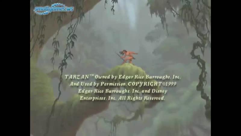 GamePlay Tarzan: The Game