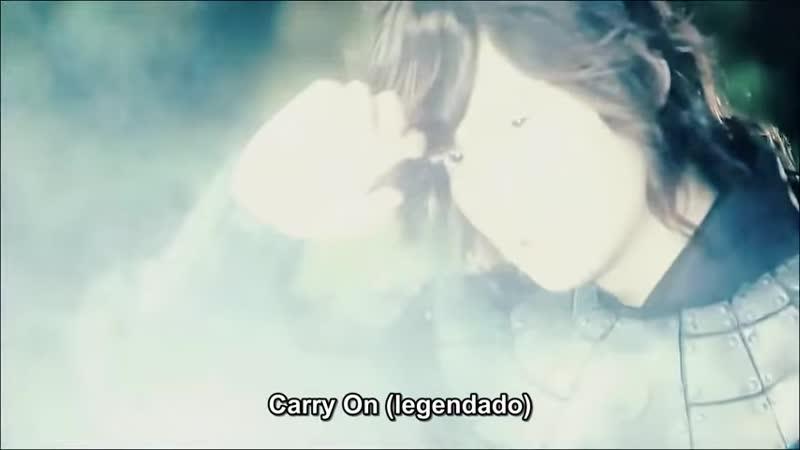 ALi Carry On Faith OST sub PT BR