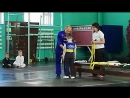 Мой чемпион Ушу саньда жёлтый пояс