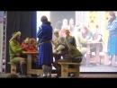 Выступление стенда Ведьмак