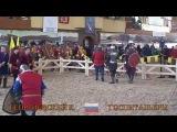 Battle of Nations 2010 Moscow Pradar  #1 5 vs 5 1 - 11 fight