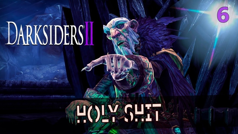 Darksiders 2 6 - Элементарно, Ватсон!