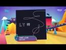 음악중심 1위 후보 방탄소년단