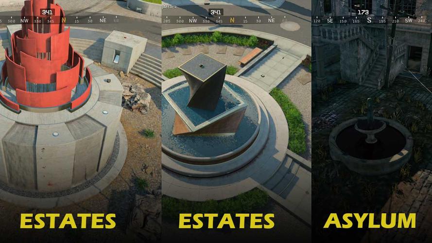 места расположения шапки-ушанки в Call of DutyBlack Ops 4 Blackout