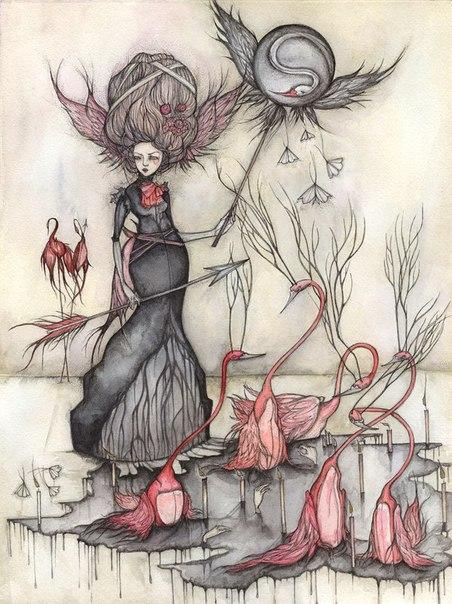 Иллюстрации от Liza Corbett - Фото № 5