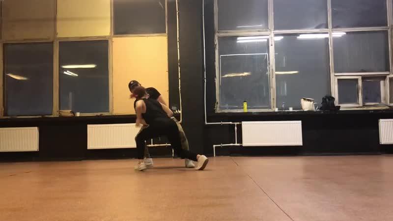 Дима/Света. Reggaeton Choreo