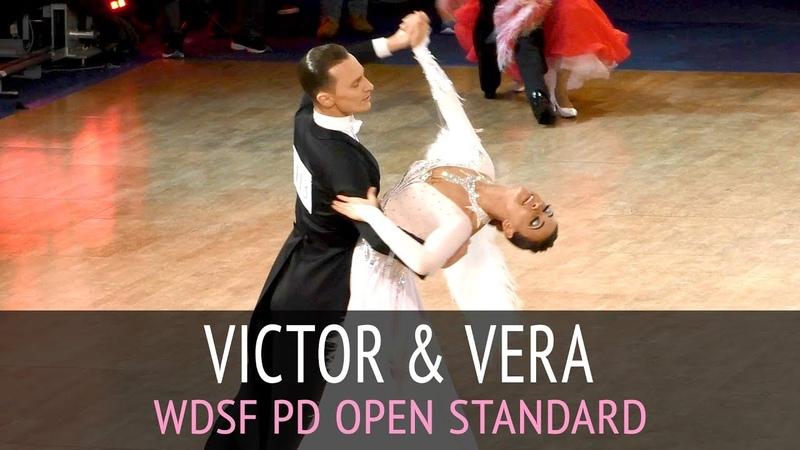 Виктор Преснецов - Вера Нам | Слоуфокс | WDSF PD Open Standard - Открытый Чемпионат России 2017