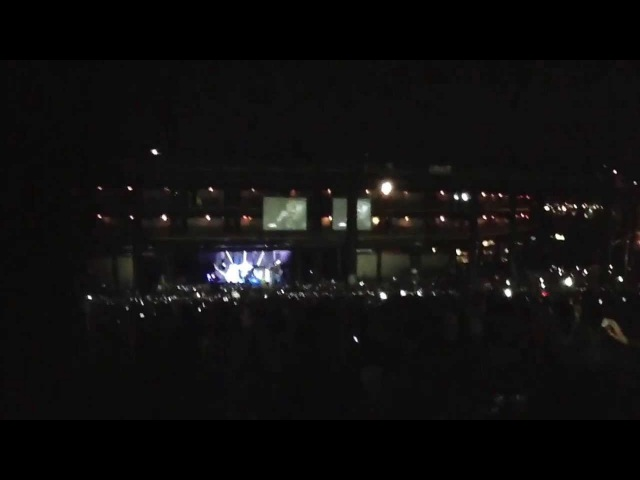 One direction Little things 7/13/13 Tinley Park Chicago