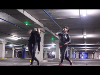 2 Chainz - Crib In My Closet (Feat. ASAP Rocky & Rick Ross). Choreo by Oleg Kryzh