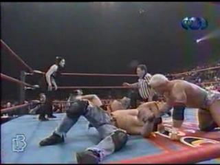 Титаны реслинга-WCW Nitro (May 15, 2000)