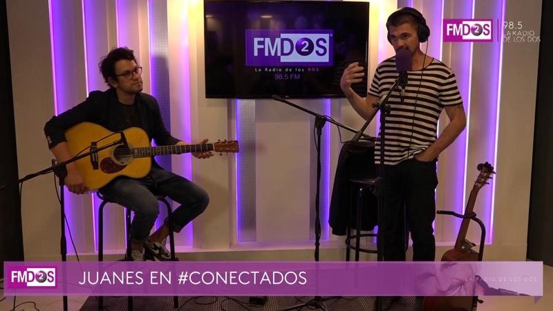 Exclusivo: Juanes en FMDOS