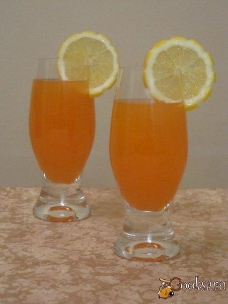 """Напиток """"Лимонный шарм"""" Прохладительный напиток."""