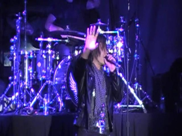 We as Human Double Life live at Mountain Home AR Awake and Alive tour 2011 HDD Quality Part 3/5
