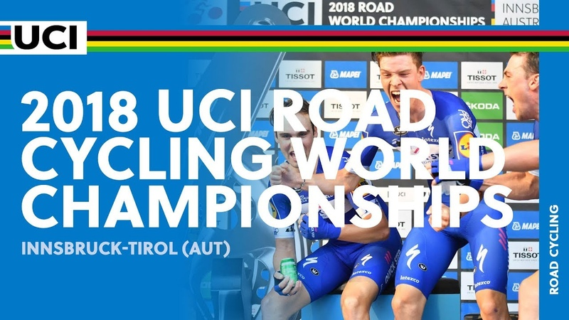 2018 UCI Road World Championships - Men Team Time Trial