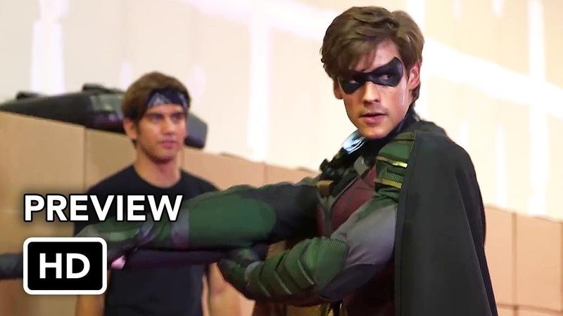 Titans (DC Universe) Story Featurette HD