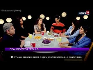 Sara ali khan to janhvi kapoor _ bollywood newcomers_с русс.суб.