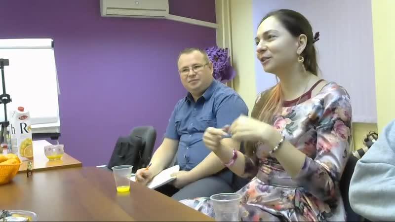 Мария Апосова. Организатор арт-фестиваля Город солнца в гостях в бизнес сообществе MNW