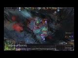 TI4 Dota 2 - Liquid vs MVP Phoenix l Steal Aegis
