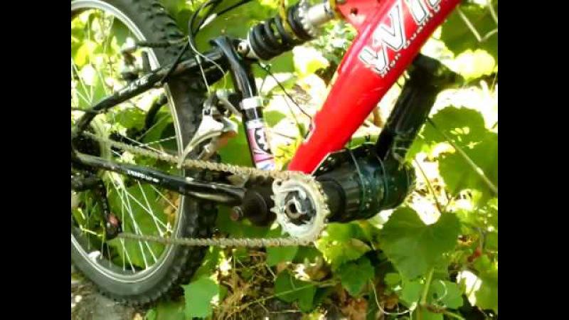 Электровелосипед из шуруповерта своими руками