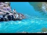 Ganga's Birthplace - (Ganga Sangam) Confluence of Alaknanda &amp Bhagirathi