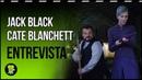 Jack Black: En 'La casa del reloj en la pared' hay sustos, pero no dan pesadillas