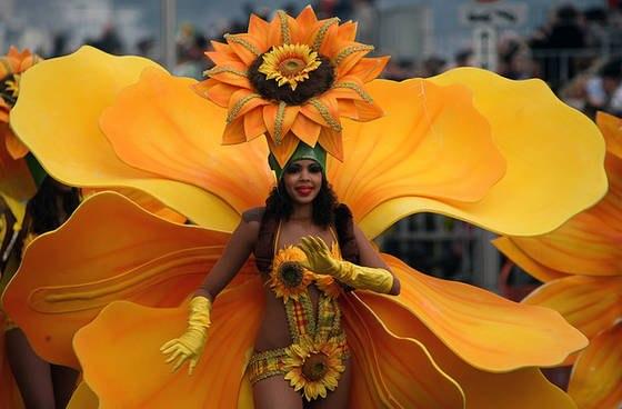 Вокруг света: Самые яркие карнавалы мира