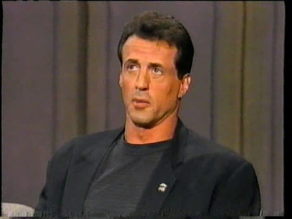 Late Show with David Letterman Compilation Sylvester Stallone Geena Davis Aerosmith FULL SHOW