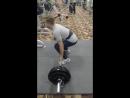 Становая тяга в 16 лет - 130 кг на 1 раз