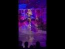 "Gwen Stefani performing ""Hey Baby""- Zappos Theater Las Vegas"
