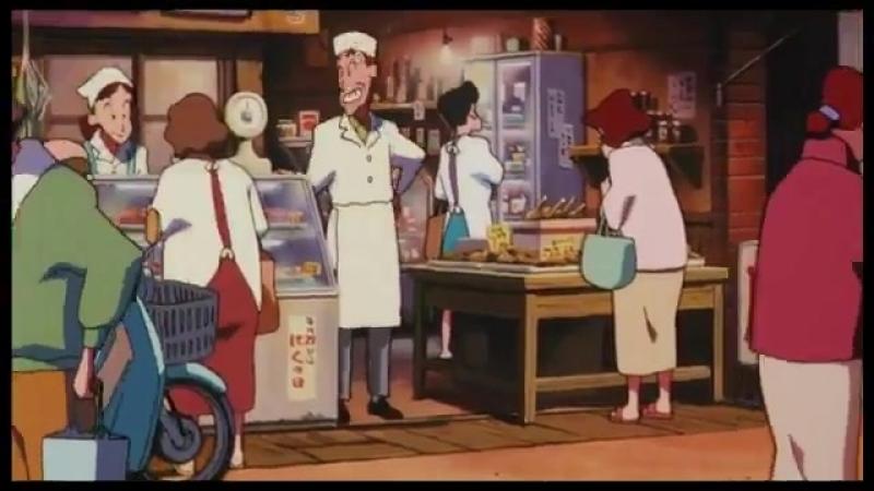 Живой город - Kyoto Animation | Crayon Shin-chan Movie 09: Arashi wo Yobu Mouretsu! Otona Teikoku no Gyakushuu