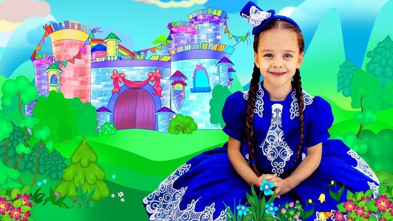 RoNika - ДІВЧИНКА-ДИВО - найкращі дитячі пісеньки - З любовю до дітей