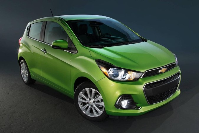 Chevrolet Spark 2016 - Новый Шевроле Спарк