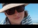 На пляже в Довиле!