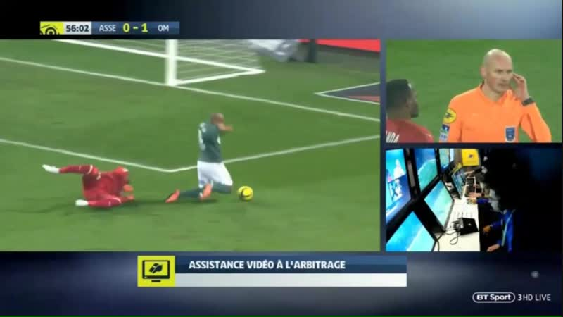 Франция Лига 1 Сент-Этьен - Марсель 2:1 обзор 16.01.2019 HD