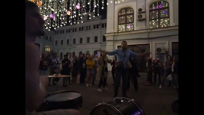 Москва, День города 2018, 5nizza - Весна.