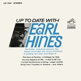 Earl Hines альбом Up to Date with Earl Hines