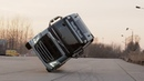 Volvo Trucks Two wheel stunt